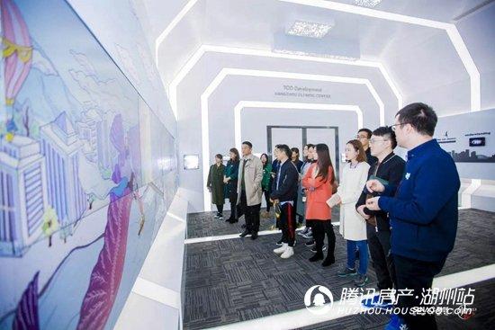 品融创鉴归心:2017融创湖州媒体品鉴行圆满落幕