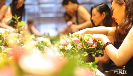 恒大悦珑湾母亲节主题活动本周末即将温情启幕