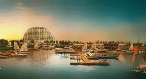 影视城、水世界、鹤和小学…未来的度假区好棒李家台小学图片