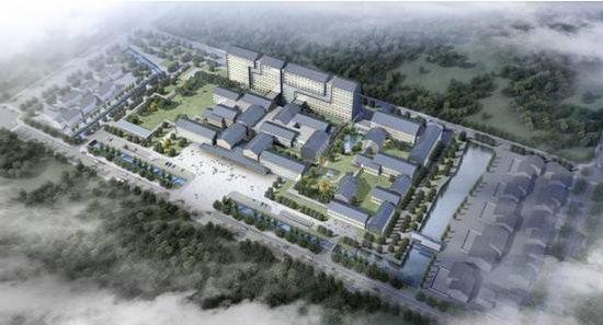 仁北又添新配套!湖州市中医院迁建项目通过规委会