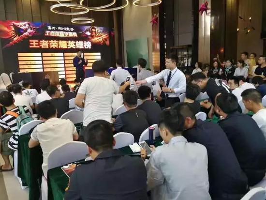 王者集结 富力·湖州壹号王者荣耀争霸赛初赛盛启