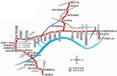 杭州地铁1号线简介 · 最新信息 | 2月8日,杭州地铁1号线完成首次图片