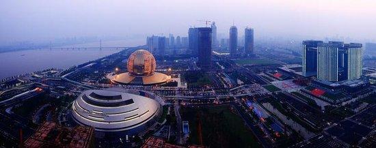跑盘手记:在钱江新城 除了CBD你还得看看这里