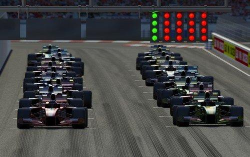 中国有几个f1赛车跑道,全世界又有几个!图片