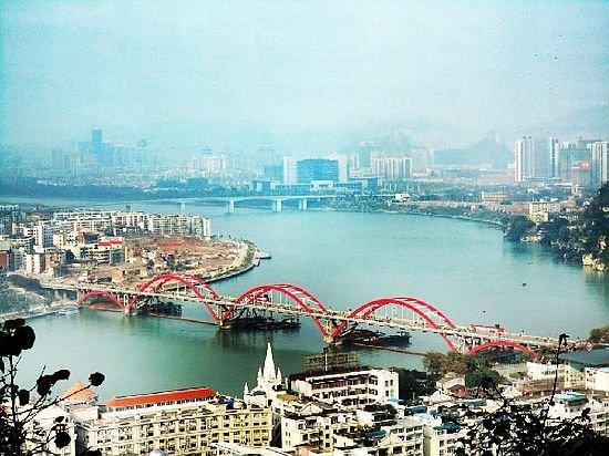 广西柳州市2030年gdp_广西平均工资排行榜出炉,桂林都垫底了,荔浦的你达标了吗