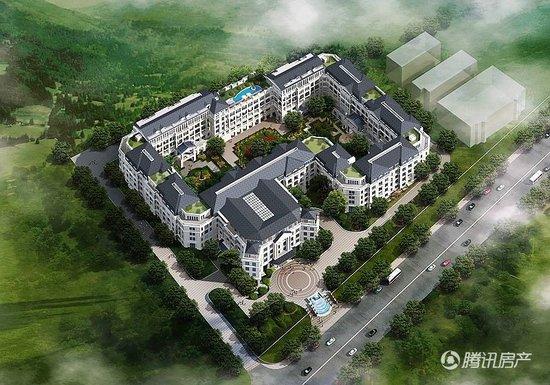 hotel为蓝图,占地面积18485平方米,总建筑面积约为3100