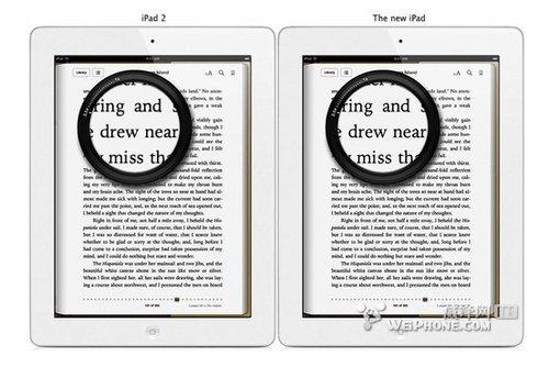 莫博士评测全新iPad:屏幕那叫惊人