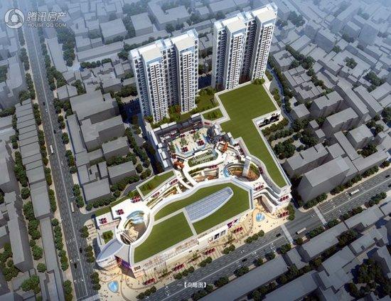 环球商业中心 仙桃首家全业态体验式购物中心