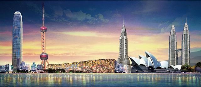 2100年,谁将成为全球最大城市?