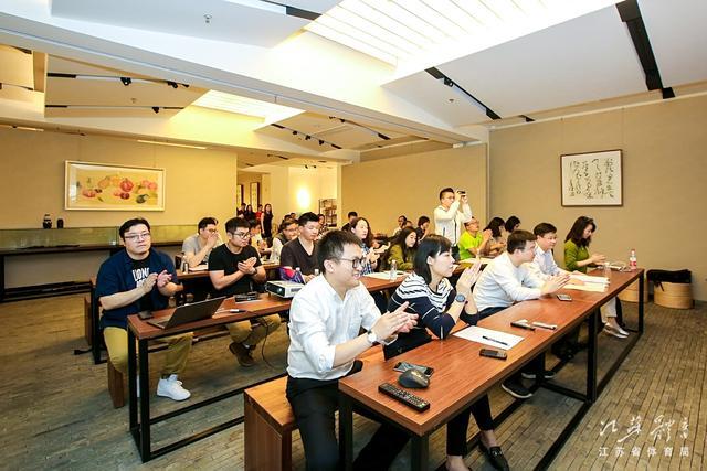 江苏体育文创沙龙:众大咖论道体育文创产业发展