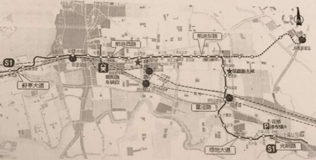 苏州轨道交通6号线、S1线详细规划方案披露