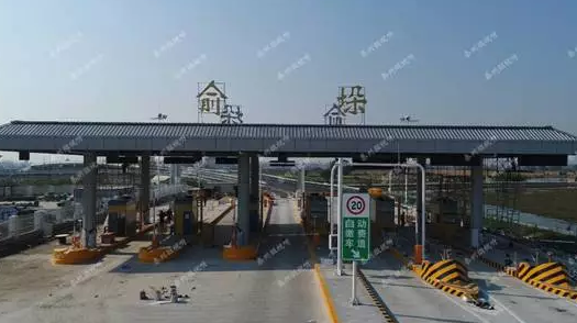 12月8日兴泰高速正式通车 泰州去兴化只要30分钟