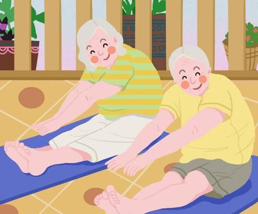 中老年人锻炼有讲究 氨糖助你远离运动损伤!