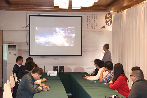 """2018""""赢在徐州""""众筹扶贫创新赛开启项目寻访活动"""