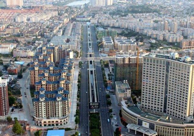 我国21个县GDP超千亿 江苏最多共有8个县