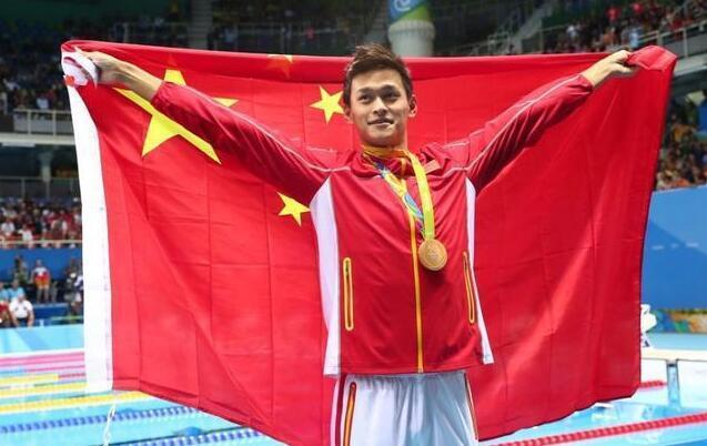 孙杨跻身国际巨星 中国三泳将入选显影响