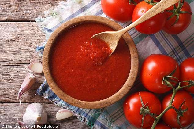 研究:肠道健康助手番茄酱效果媲美酸奶