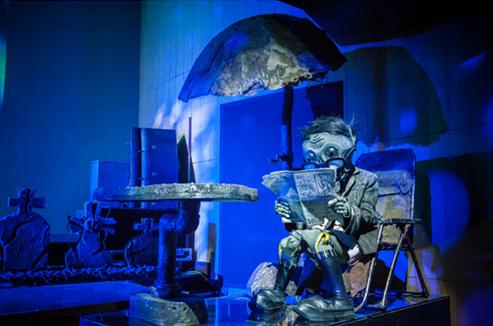 【大苏观剧团】互动全家欢 《植物大战僵尸》邀您体验