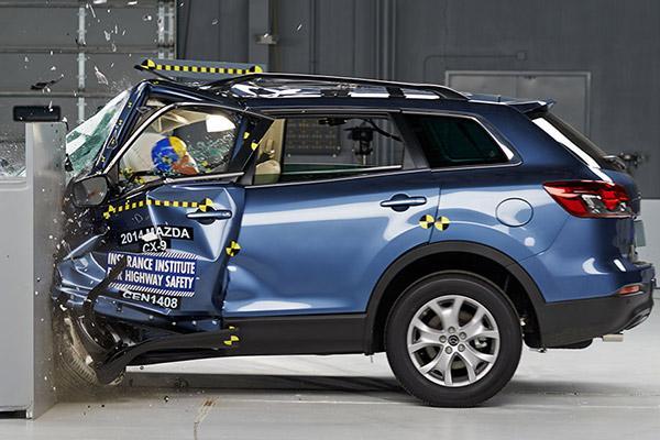 美国中级SUV碰撞测试整体欠佳 通用最强本田