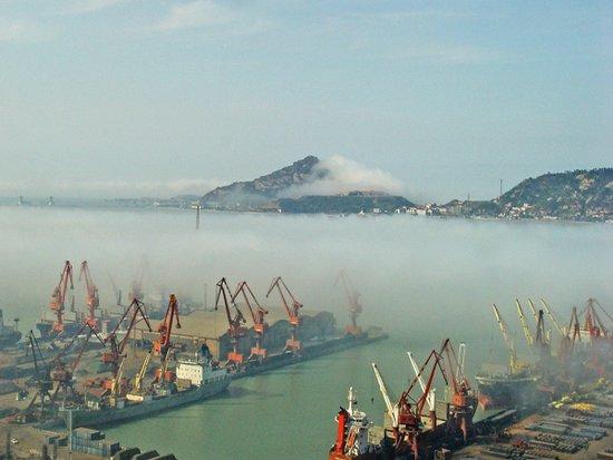 秋日美丽海岛行 去连云港前三岛垂钓观鸟看风景
