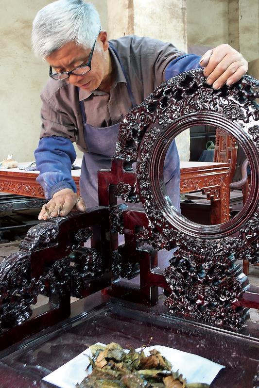中国苏作红木文化研究发展中心落户常熟