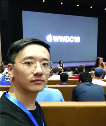 南京两学霸拿下苹果开发者奖学金 最小的才00后