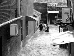 双休泡汤 江苏今日仍有大到暴雨但气温舒适
