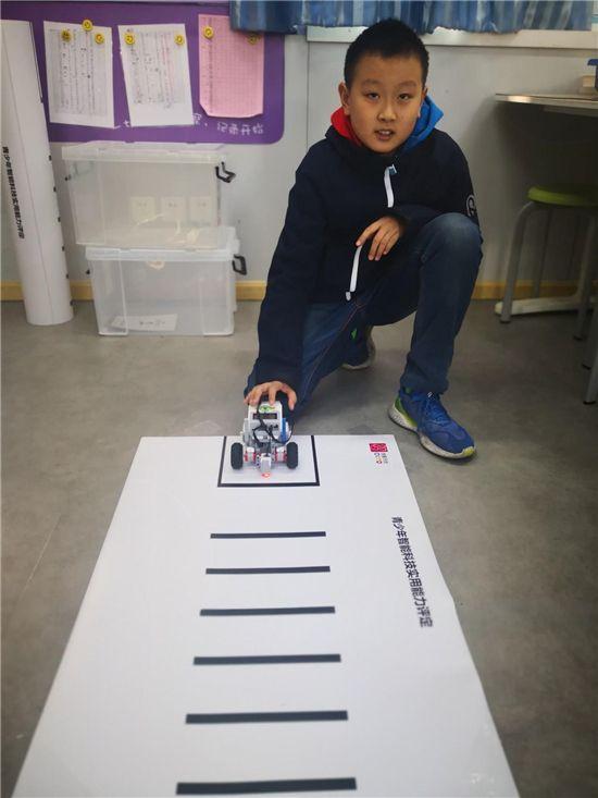 青少年智能科技实用能力评定北京区开考