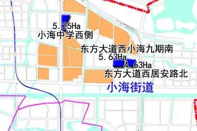 南通主城区拆迁安置房规划公示 48个地块