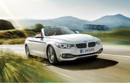 2014款BMW 4系敞篷轿跑车已到店
