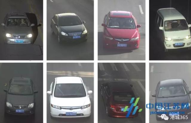 """连云港现""""套牌王""""一个车牌居然被套用8辆车"""