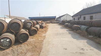 江苏盐城一钢瓶检测站污染近两年 仍未受查处