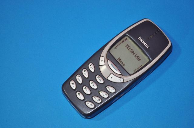 诺基亚3310回归!主打彩壳科技以换壳为本