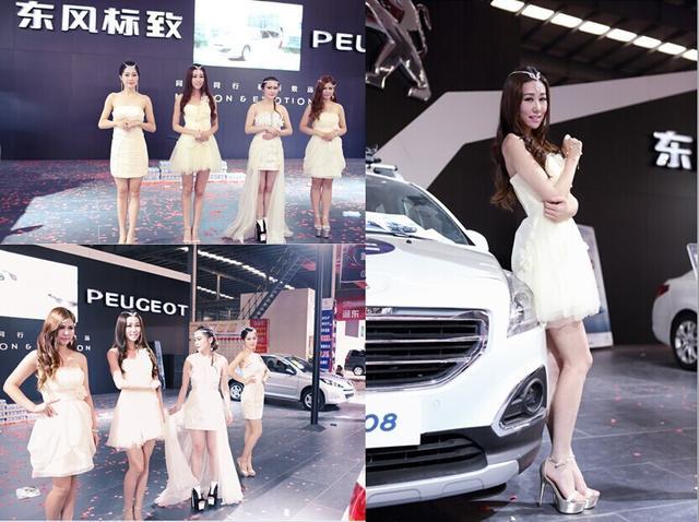 模特比赛 2012金鹰服装展 2012年品牌鞋秀 2013奔驰车展 2013年oppo