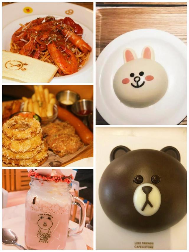 南京那么多软萌的卡通主题餐厅 看完路都走不动了!