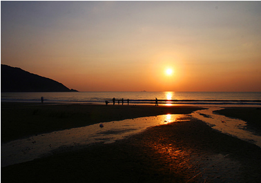不出国也能看蔚蓝大海,江苏周边这个海岛人均才500+!