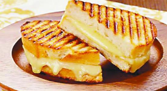 """无据可考的烤奶酪三明治节,美国人的""""素""""日子"""