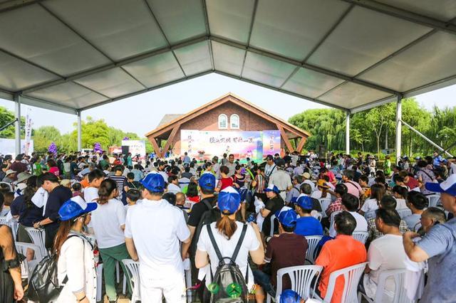 腔调巴城·萄醉一夏 2018年巴城葡萄节顺利开幕