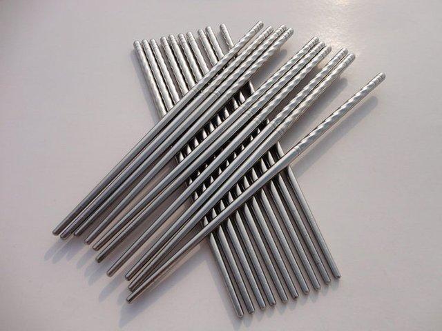 筷子烫 长发图片