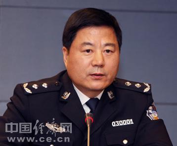 南京市公安局局长孙建友任江苏省公安厅党委副书记