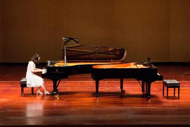 一首中国古曲《筝箫吟》它改编自于储望华在1961年创作的一首钢琴图片