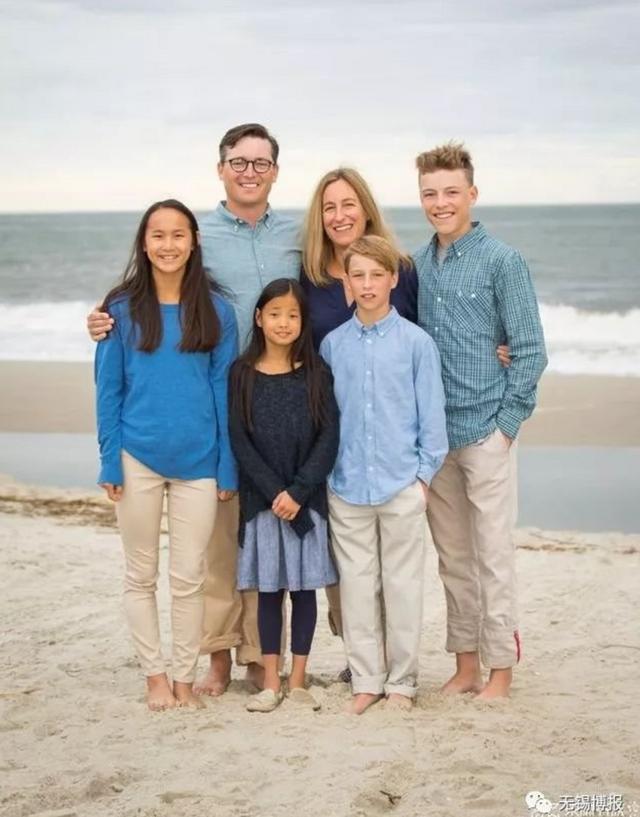 出生不到一个月遗弃 被美国夫妇领养11年后她来寻亲