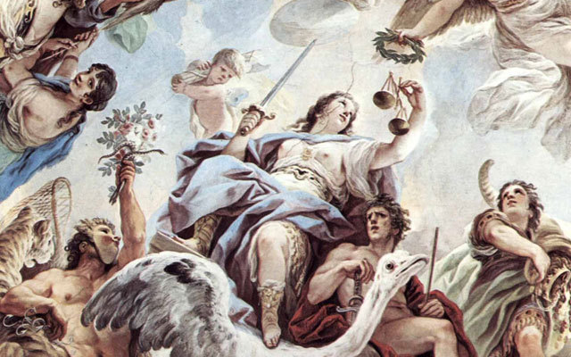 12星座希腊神话传说