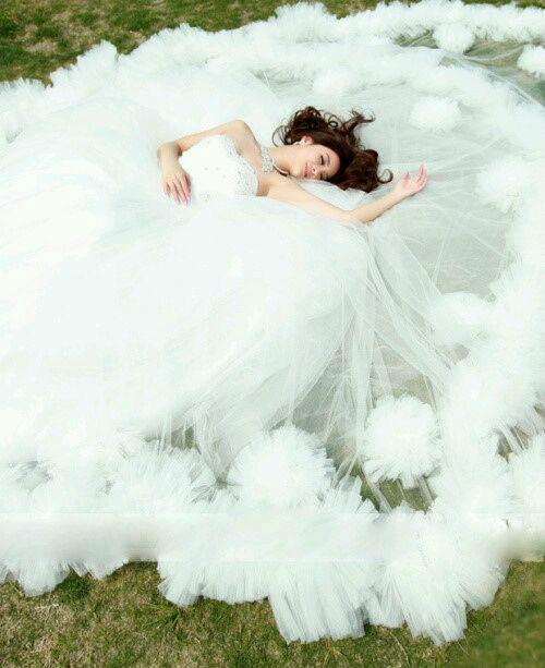 12星座最美婚纱