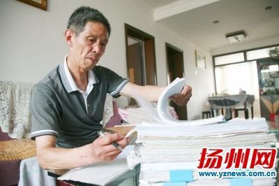 64岁球迷看了9届世界杯 32年写半人高看球日记