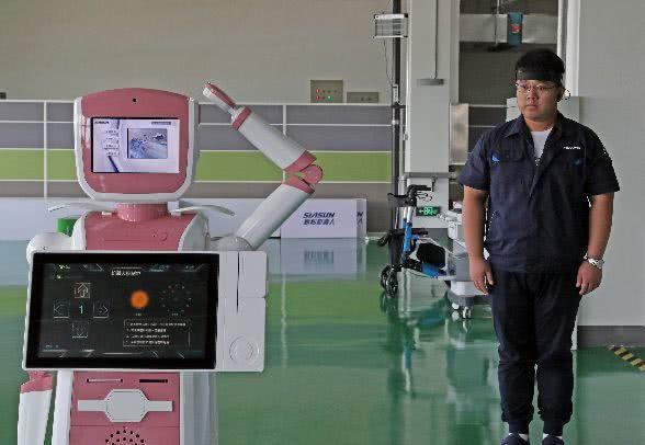 养老机器人 不是要变成机器囚笼