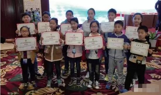 9岁女童成为南通史上首位国际跳棋亚洲冠军