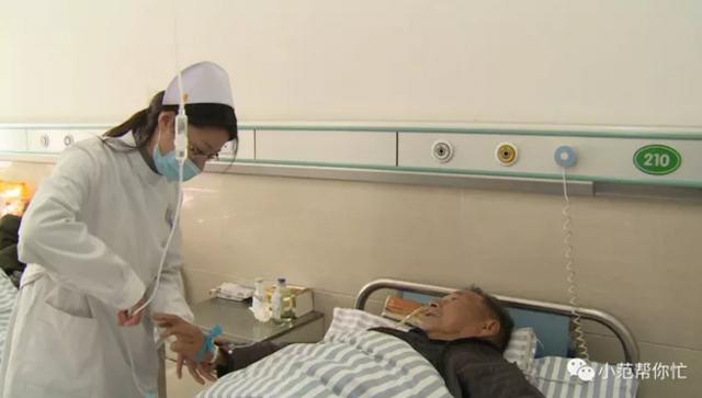 泰州一孤寡老人生病卧床 无人照顾遇到不便图片
