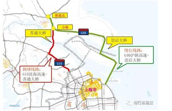 元旦小长假期间江苏高速公路易堵路线和出行攻略