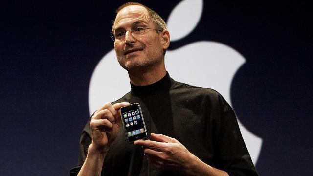 iPhone在十年前问世 但当时多数人并不看好它